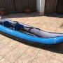 Kayak Canoa gonfiabile 2 posti