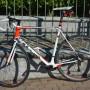 bicicletta da corsa Cube