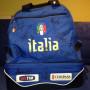 Borsone ufficiale italia campione del mondo 2006 autografa titolari Berlino