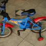 Bicicletta BMX per Bambino Ruota 16 X 175 su cuscinetti Nuovo