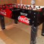 Calcetto Garlando brandizzato Coca Cola