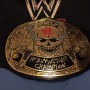 WWE Smoking Skull Replica Belt