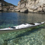 Kayak fiberglass 490