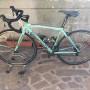 Vendo bici da corsa bianchi via nirone 7