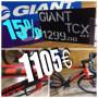 Bici Ciclocross Giant tcx 2018