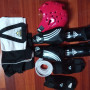 Taekwondo/kickboxing/boxe