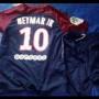 Maglia e pantaloncini Neymar