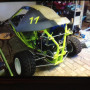 demon car kart cross NUOVO