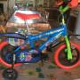 """Bici PJMASKS 12"""""""