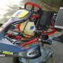 Kart 125 con motore TM K8