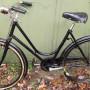 Bicicletta epoca freni a bacchetta