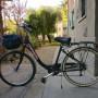Bicicletta da donna Legnano con cambio
