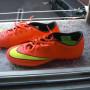 Scarpe x calcio a 5 o calcetto Nike Mercurial mis. 43 nuove di zecca !!!!