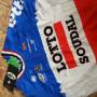 maglia ciclismo campione di Francia tg M