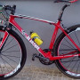 Cinelli Saetta Sprint, full carbon, ultegra 10v,ruote NESS carbonio