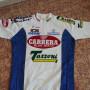 maglia ciclismo team Carrera Marco pantani