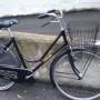"""ATALA bici d'epoca con freni a bacchetta-ruote 26""""- cestino. luci, ottimi freni."""