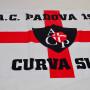 BANDIERA PADOVA CURVA SUD DEL 2000