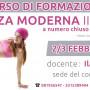Corso di formazione per insegnanti in Danza Moderna II Livello organizzato da Feds/Opes Danza