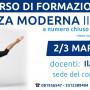 Corso di formazione per insegnanti in Danza Moderna III Livello organizzato da Feds/Opes Danza