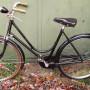 Bicicletta antica anni 40