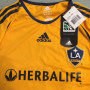 Vendo Maglia #23 Beckham Los Angeles Galaxy Originale