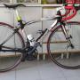 Bici da corsa Viner X Plus carbonio
