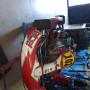 Vengo ho kart 125 birel. Anno 2008 con motore Vortex kart comparto nuovo ed usato poco