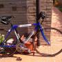 bici quasi nuova