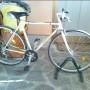 Bicicletta da corsa in stile retrò