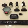 Cardiofrequenzimetro polar CS500 completo di accessori
