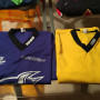 2 Maglie hockey ghiaccio /  tg. xl