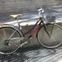 """City-Bike TABARELLI 18 velocità,luci a led,ottimi freni,cestino,ruote 28"""""""