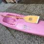 Canoa kayak singola marca Nova