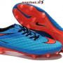 Nike hypervenom blu e arranco scarpe da calcio