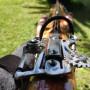 Arbalete roller in legno con aggiuntivo