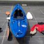 Kayak da acque mosse completo