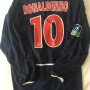 Ronaldinho match worn psg