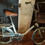 vendo bici d'epoca GRAZIELLA piegheghevole con freno contropedale