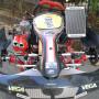 Kart 125 KZ motore TM K8
