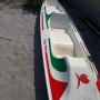 Canoa doppia vetroresina