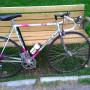 Bici corsa Vintage PINARELLO treviso 1988 con Shimano 600 STI