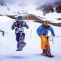 Snowscoot snow scoot moto bici sci da neve dh downhill freeride free ride snowmoto