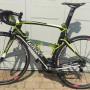 Bici da corsa Wilier Triestina 101 air monoscocca corboniod taglia L