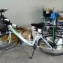 Bici elettrica marca Atala