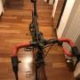 Vendita bici da corsa in fibra cambio - cerchi campagnolo da amatore