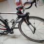 Bici corsa in carbonio