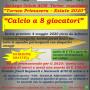 Squadre serie per Torneo Primavera/Estate 2020 di calcio a 8 amatoriale in Torino