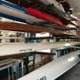 vendo canoino (imbarcazione da canottaggio) singolo in legno