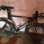 vendo bici da corsa triathlon/crono